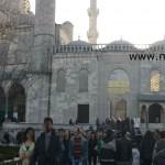 Sultanahmet Panorama Resim - Samsung Note 3 ile Çekilen resim