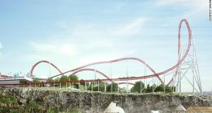 Vialand Nefeskesen Roller Coaster