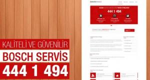 İstanbul Özel Bosch Beyaz Eşya Servisi