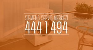 Özel Siemens İstanbul Servis Telefonu: 444 1 494
