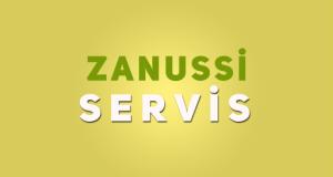 1 Yıl Garantili Zanussi Servisi Hizmetinizde!