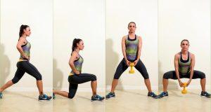 Bacak Ve Baldır İnceltme İçin Egzersiz Hareketleri