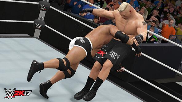 WWE 2K17 Yükle