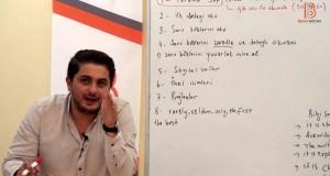 90) Paragraf Soruları Nasıl Çözülür – YÖKDİL YDS LYS-5 – Hakkı Şahin (2018)