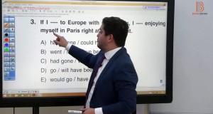 92)Overdose Karışık Grammar Soru Çözümü (Test14) – YÖKDİL YDS LYS-5 – Hakkı Şahin (2018)