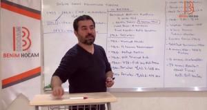 166) Soğuk Savaş Döneminde TÜRKİYE –  ÖABT Tarih Dersi – Selami Yalçın (2017)