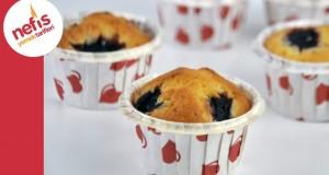 Vişneli Muffin Tarifi | Nefis Yemek Tarifleri