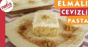 Elmalı Cevizli Pasta – Pasta Tarifi – Nefis Yemek Tarifleri