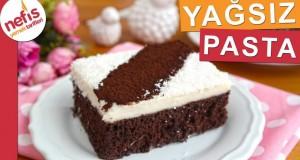 Yağsız Damat Pastası – Sıfır yağ ile yumuşacık bir pasta