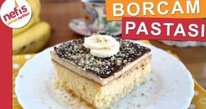 Borcam Pastası – En kolay yaş pasta tarifi