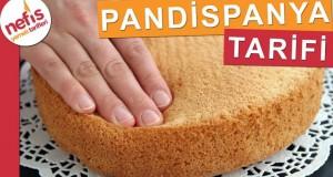 Sünger PANDİSPANYA TARİFİ – Çok kabaran kek yapımı