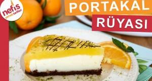 Portakal Rüyası Tarifi – Portakallı Nefis Tatlı – Nefis Yemek Tarifleri