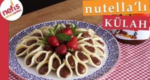 Nutella'lı Külah Tarifi – Çok pratik inanılmaz lezzetli mutlaka deneyin :)