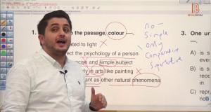 103) Örnek Paragraf Çözümü – I – YÖKDİL YDS LYS-5 – Hakkı Şahin (2018)