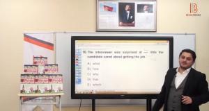 111) Grammar Overdose Noun Clause Test I – Soru Çözümü – YÖKDİL YDS LYS-5 – Hakkı Şahin (2018)
