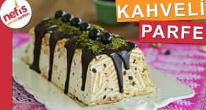 Kahveli Parfe Tarifi ( 10 dakikanızı alır, tam bir acil durum pastası)