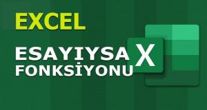 ESAYIYSA (ISNUMBER) Fonksiyonu | Excel Dersleri