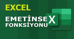 EMETİNSE (ISTEXT) Fonksiyonu | Excel Dersleri