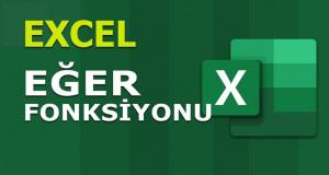 EĞER (IF) Fonksiyonu | Excel Dersleri