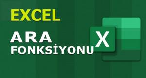 ARA (LOOKUP) Fonksiyonu | Excel Dersleri