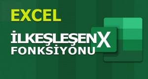 İLKEŞLEŞEN (SWITCH) Fonksiyonu | Excel Dersleri