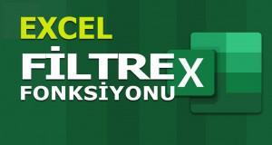 FİLTRE (FILTER) Fonksiyonu | Excel Dersleri