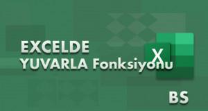 YUVARLA (ROUND) Fonksiyonu | Excel Dersleri