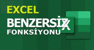 BENZERSİZ (UNIQUE) Fonksiyonu | Excel Dersleri