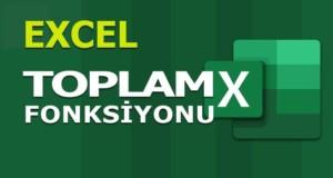 TOPLA (SUM) Fonksiyonu | Excel Dersleri